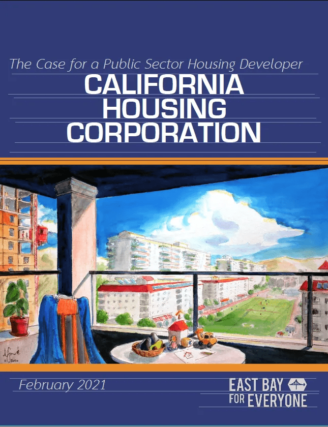 Download: California Housing Corporation: The Case for a Public Sector Developer